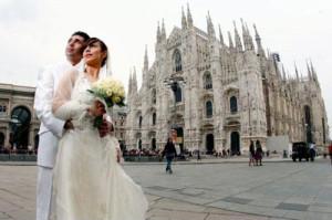 Играем свадьбу в Милане!