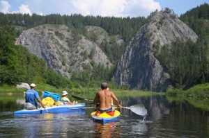 Особенности активного туризма в Европе