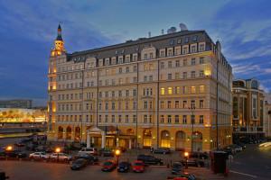 В каком отеле остановиться в Москве?