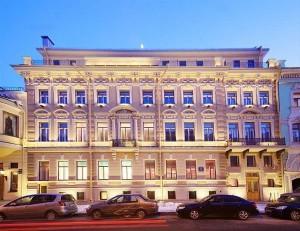 Domina Prestige St. Petersburg — лучший отель Питера