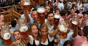 Oktoberfest немецкий праздник