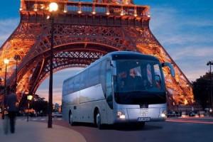 Автобусные туры — путешествуем по Европе!