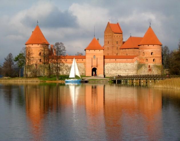 Обзор стран и городов Балтии