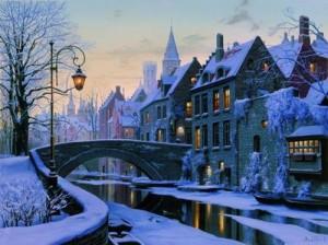 Бельгия – страна исторических памятников и фестивалей