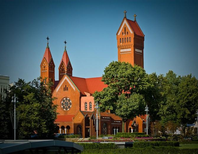 Костел святой Елены и святого Симеона