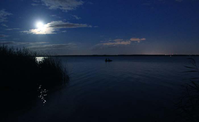 Минское море (Заславское водохранилище)