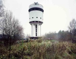 Белая башня — достопримечательность Екатеринбурга
