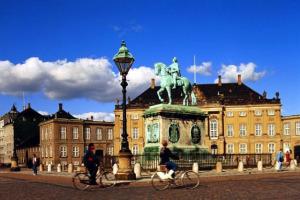 Умиротворенный Копенгаген