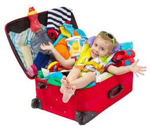 Как собрать ребенка в путешествие