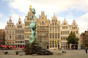 Достопримечательности Антверпена (Бельгия)
