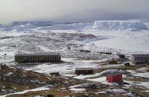 Новолазаревская — антарктическая станция