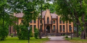 «Имение Алтунь» — гостиница на Пушкинских горах