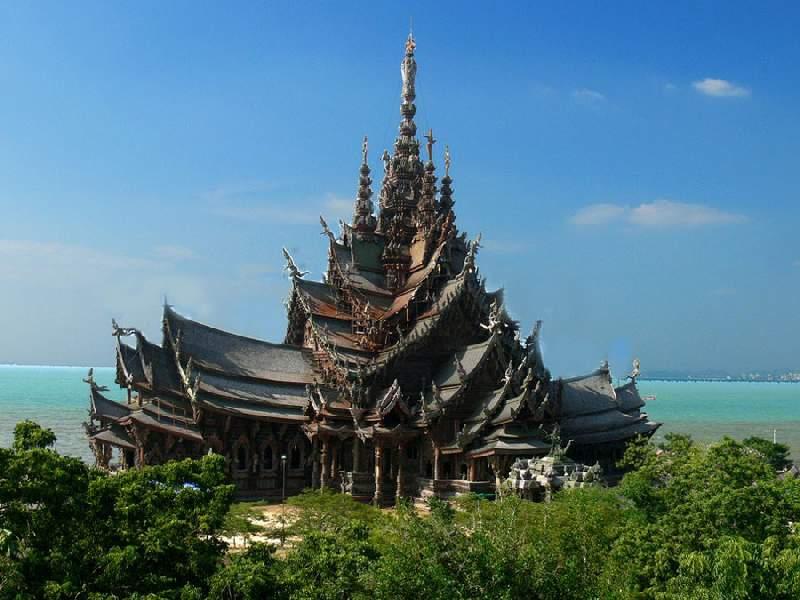 Что посмотреть в Паттайе (Тайланд)