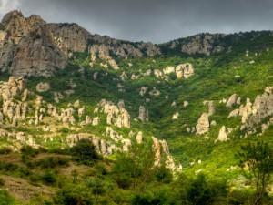 Долина приведений - Демерджи