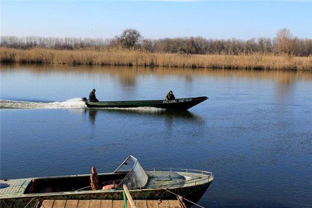 Рыбалка весной в дельте Волги