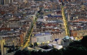 Город Бильбао