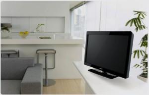Как выбрать телевизор для кухни?