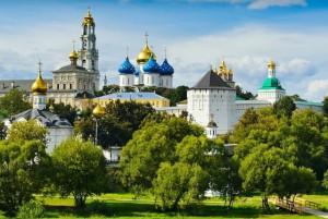 Достопримечательности городов Золотого кольцa в Российской Федерации!