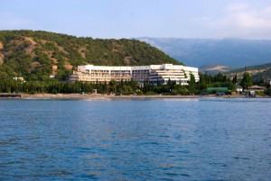 Курорт Канака в Крыму