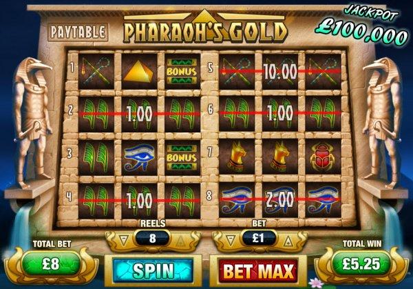 slots-golden-pharaoh