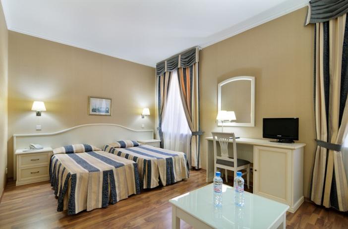 Отель-«Камея»-номер