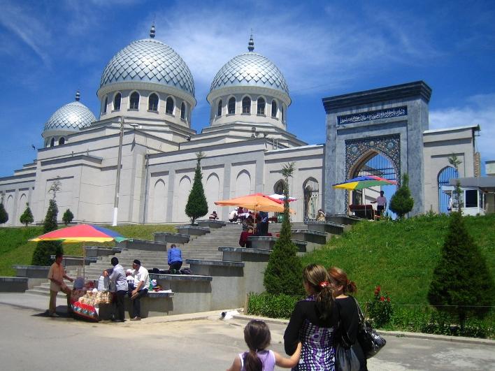 Узбекистан-отдых