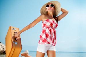 Как выбрать модный женский чемодан для путешествий?