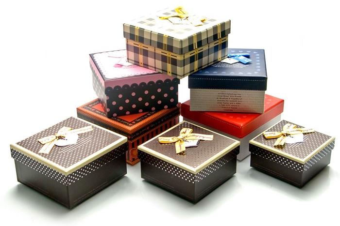 Подарочная-упаковка