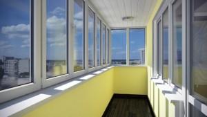 Какие преимущества даёт остекление балконов?