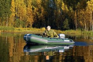 Выбираем лодку для рыбалки