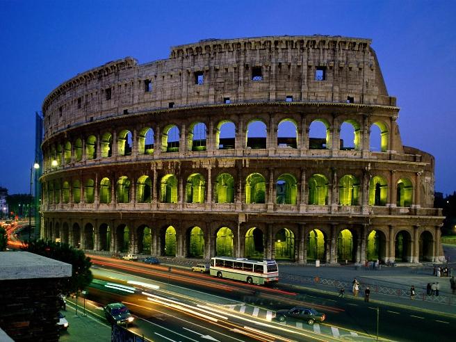 Нанимаем частного гида в Риме