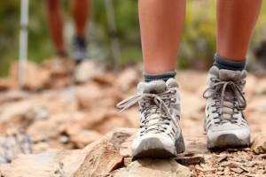 Как выбрать обувь для похода?