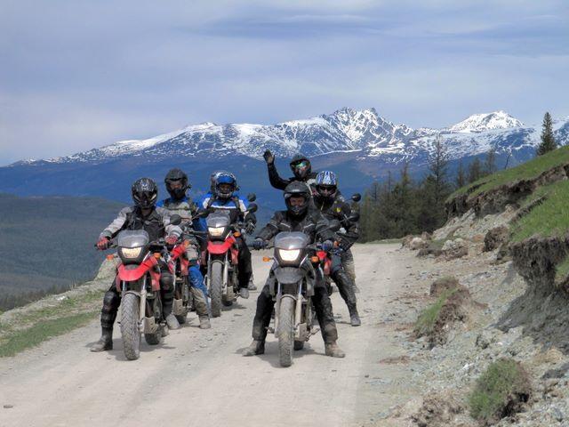 путешествие-на-мотоцикле