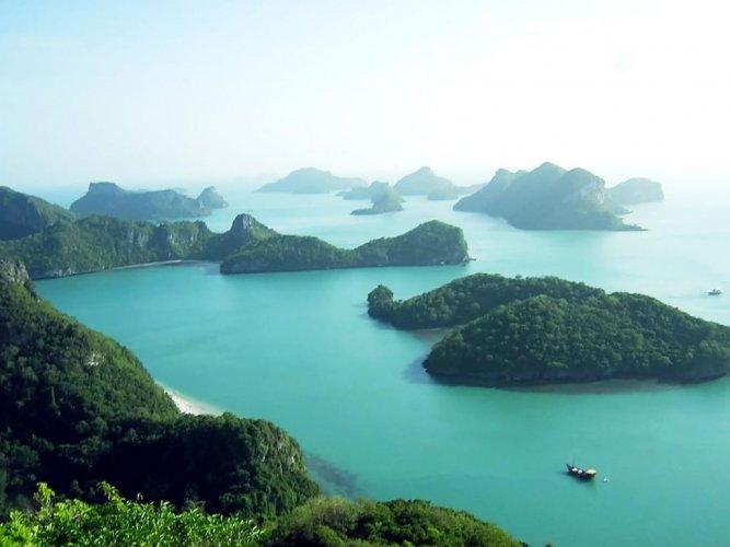 Десять наилучших мест в Таиланде