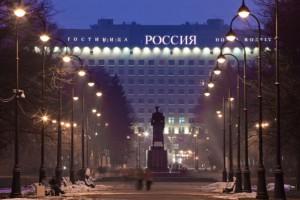 Гостиница «Россия» в Санкт-Петербурге