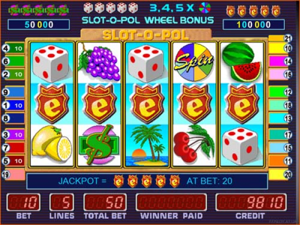 SlotsOK — лучшие игровые автоматы!