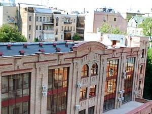 Отель Бонтиак в Киеве