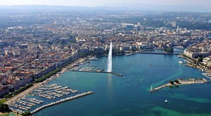 Женева — рай для поклонников научной фантастики