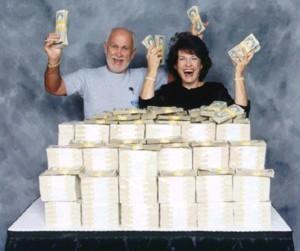 Как стать миллионером с помощью лотереи?