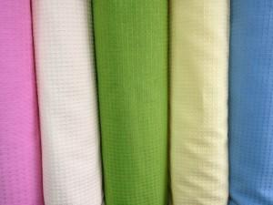 Особенности вафельной ткани