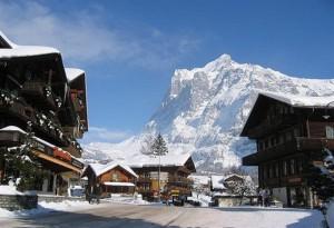 Отправляемся на горнолыжный курорт в Швейцарию