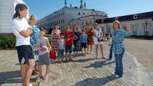 Экскурсионные туры вместе с детьми