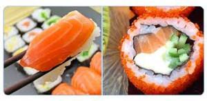 Разнообразие японской еды
