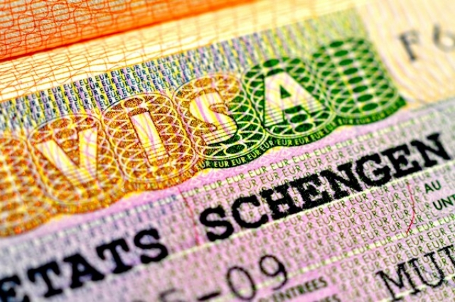 О том, как оформляется туристическая виза