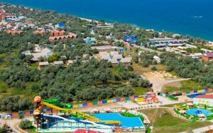 Поселок Голубицкая на Азовском море – лучший отдых