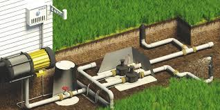Плюсы автоматического полива газона
