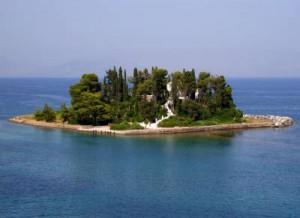 Поразительный остров Корфу