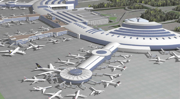 Статьи об аэропортах