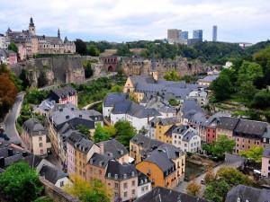 Путешествие по Люксембургу