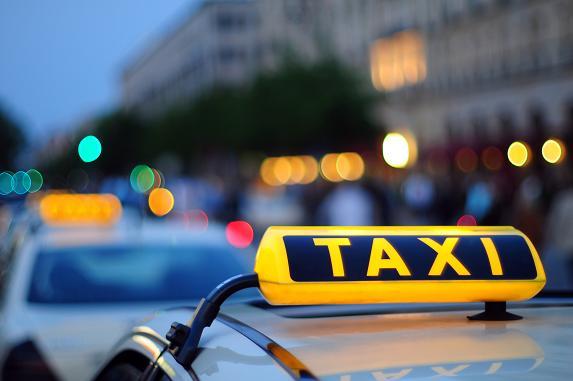 Уехать из аэропорта на такси — удобнее не бывает!